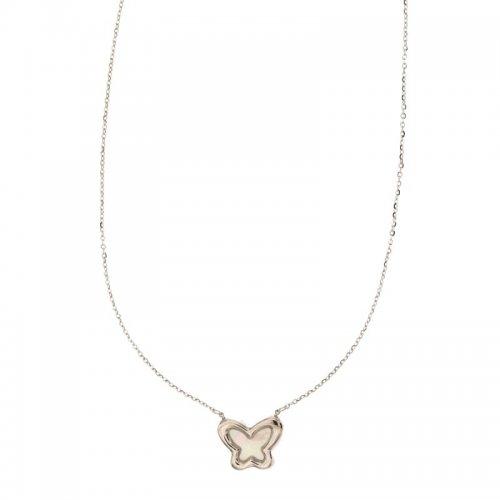 Collana Donna in Oro Bianco 803321735170