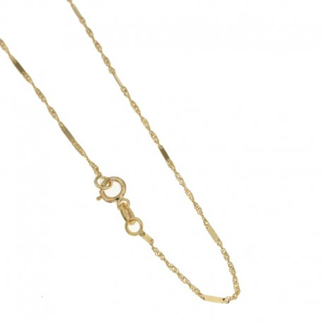 Collana Donna in Oro Giallo 803321710639