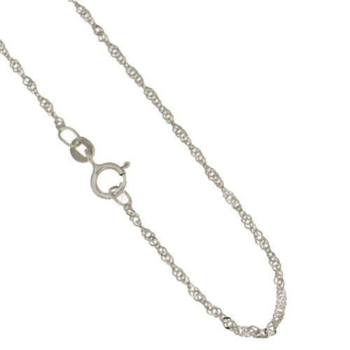 White Gold Woman Necklace 803321706363
