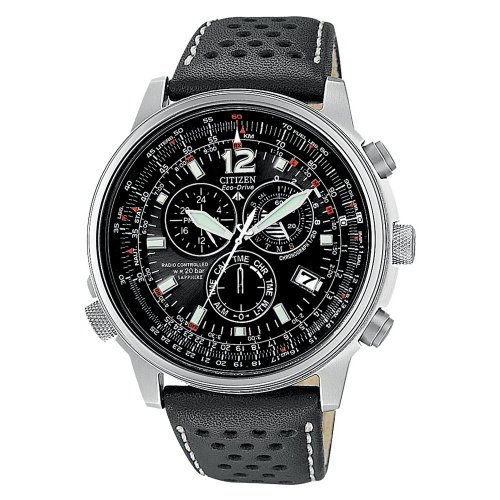 Orologio da uomo Citizen Pilot Radiocontrollato AS4020-36E