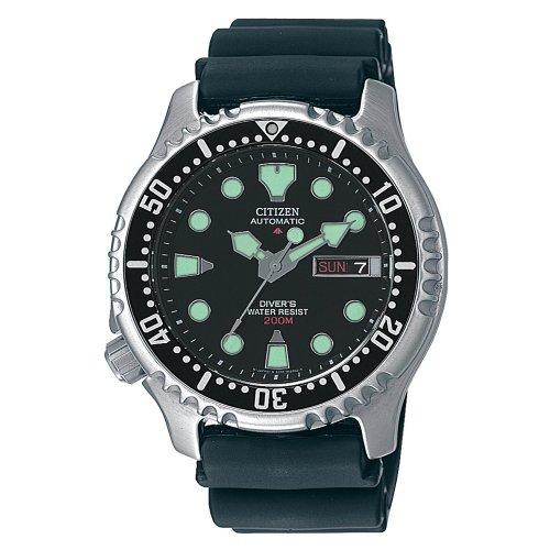 CITIZEN Men's Watch NY0040-09E Promaster Automatic