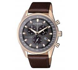Orologio CITIZEN Uomo AT2393-17H Of Collection Crono 2390
