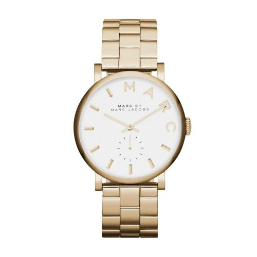 MARC JACOBS Baker MBM3243 golden women's watch
