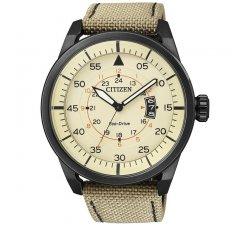 Orologio CITIZEN Uomo AW1365-19P Of Collection Aviator