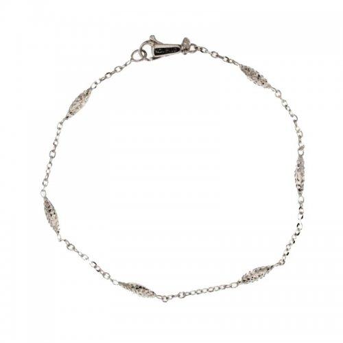 White Gold Ladies Bracelet 803321708927
