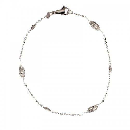 White gold women's bracelet 803321724450
