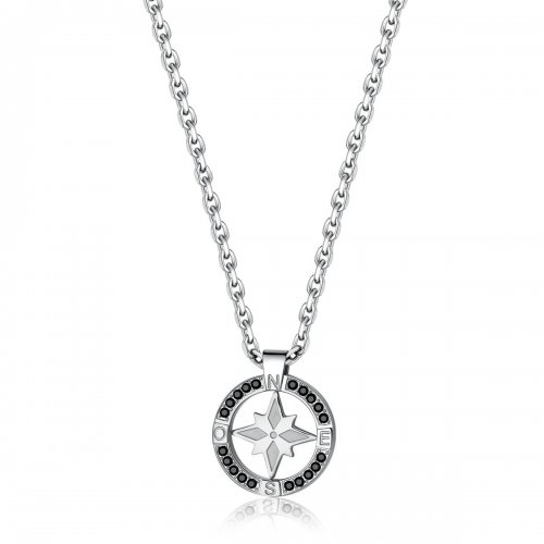 Brosway Men's Necklace Voyage BVY01 collection