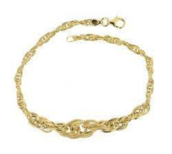 Bracciale donna in oro giallo 803321729082