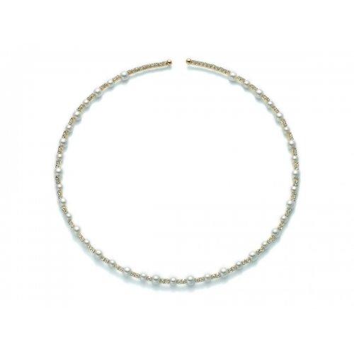 Collana Donna KIARA CL1876G Basik Pearl