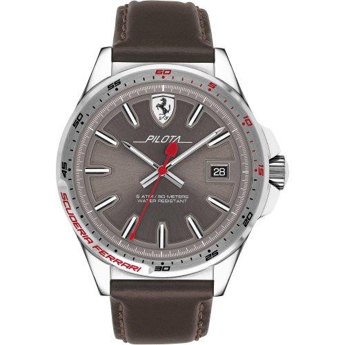 Orologio Ferrari da uomo Pilota FER0830488