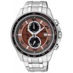 Orologio Citizen da uomo CA0347-56W Supertitanio Cronografo Eco drive