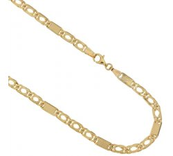 Yellow Gold Men's Necklace 803321731071