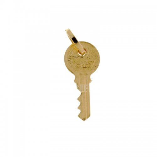 Ciondolo chiave oro giallo 803321705415