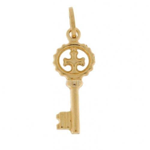 Ciondolo chiave oro giallo 803321702063