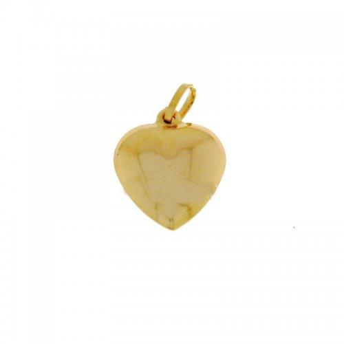 Ciondolo cuore oro giallo 803321700501