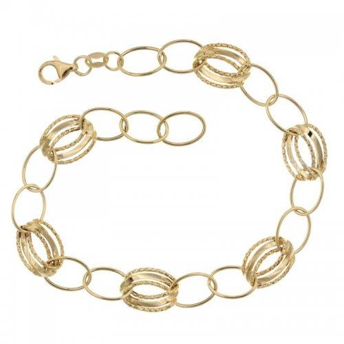 Bracciale donna in oro giallo 803321719081