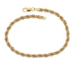 Bracciale donna in oro bicolore 803321729860