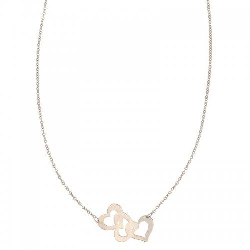 Collana Donna in Oro Bianco 803321736392