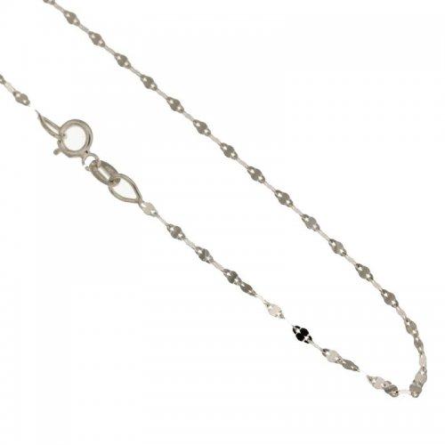 Collana Donna in Oro Bianco 803321719606