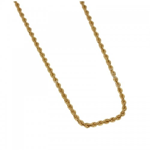 Woman Necklace in Yellow Gold 803321705669
