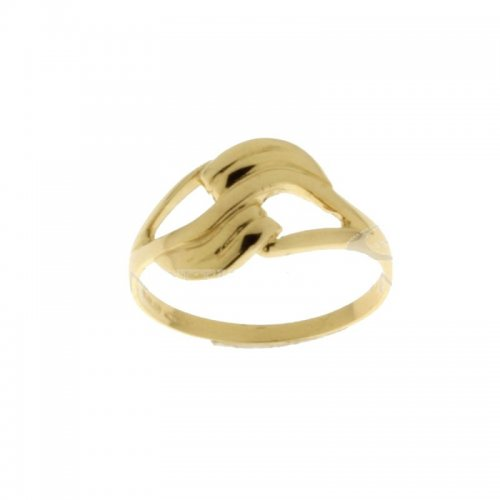 Yellow Gold Woman Ring 803321713042