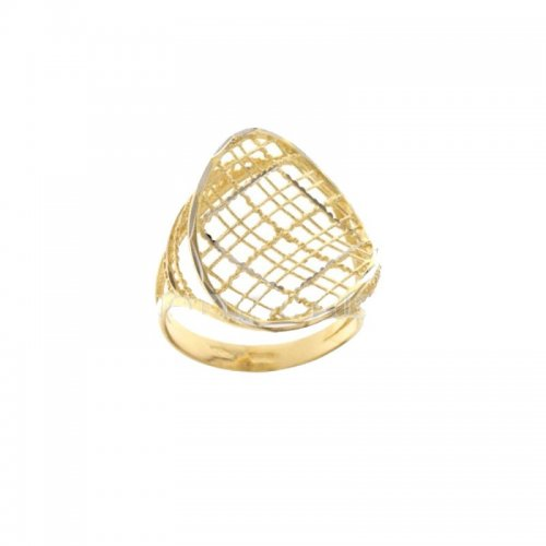 Yellow Gold Woman Ring 803321731984