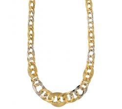 Collana Donna in Oro Bianco Giallo 803321733666