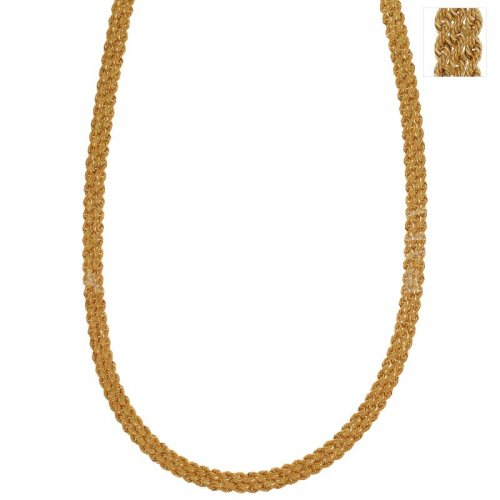 Collana Donna in Oro Giallo 803321727134
