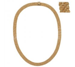 Woman Necklace in Yellow Gold 803321733950