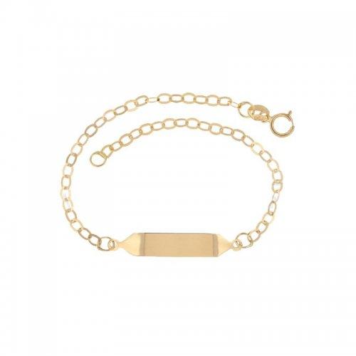 White Gold Children's Bracelet 803321736877