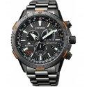 Orologio da uomo Citizen Pilot Radiocontrollato CB5007-51H