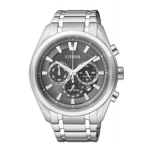 Orologio Citizen da uomo CA4010-58H Supertitanio Cronografo Eco drive