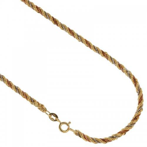 Collana Donna in Oro 3 colori 803321718682