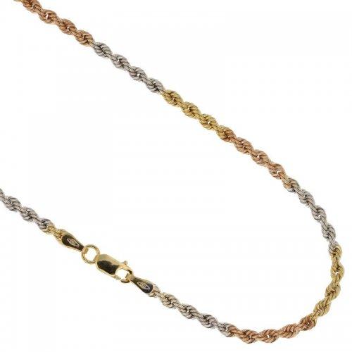 Collana Donna in Oro 3 colori 803321718590