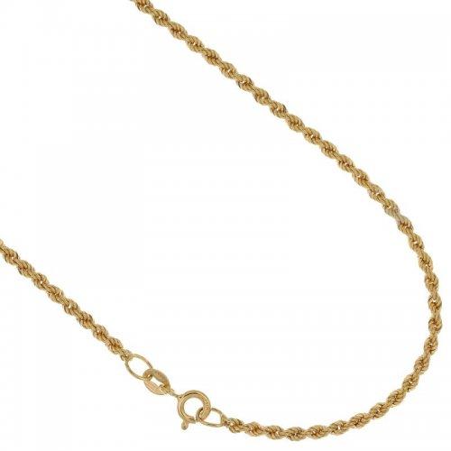 Collana Donna in Oro Giallo 803321718579