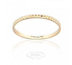Diana ring in 18 kt yellow gold FD100OG