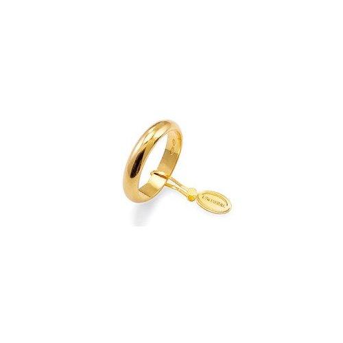 Fede Nuziale Unoaerre Classica 6 grammi Oro giallo Classica
