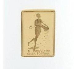 Lingotto della fortuna Unoaerre 5 grammi oro 750 18kt
