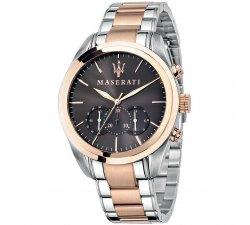 Orologio Maserati da uomo Collezione Traguardo R8873612003