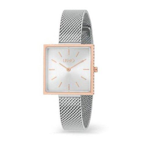 Orologio Liu Jo Donna Collezione Glamour Square TLJ1558