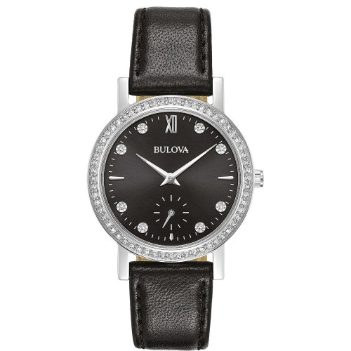 Bulova 96L246 Ladies Watch Crystal Collection