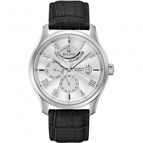 Bulova 96C141 Men's Watch Classic Wilton Collection