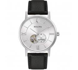 Orologio Bulova 96A237 Uomo Collezione Automatic Clipper