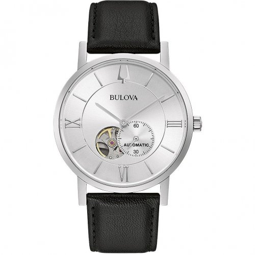 Bulova 96A237 Men's Watch Automatic Clipper Collection