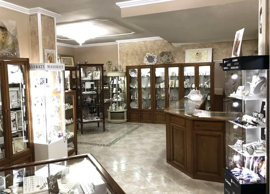 foto interni negozio